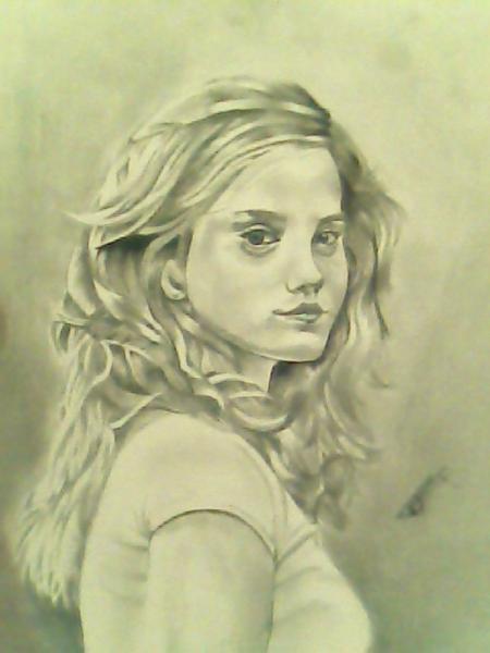 Emma Watson by tom.J.